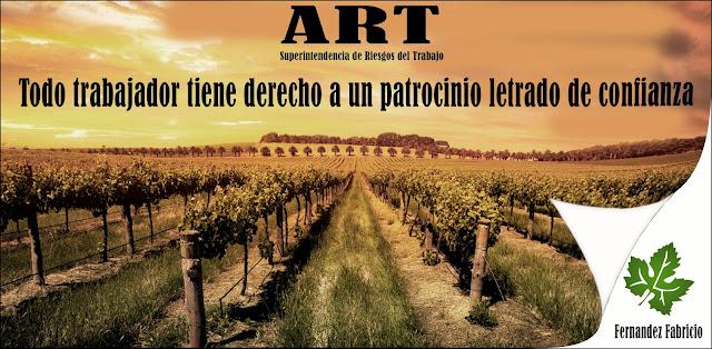 Todo trabajador tiene derecho a un patrocinio de un abogado de confianza ante la ART
