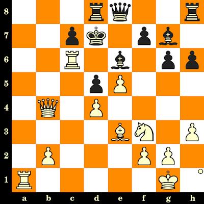 Les Blancs jouent et matent en 3 coups - Anna Ryvova vs Loyce Kapila, Khanty Mansyisk, 2010