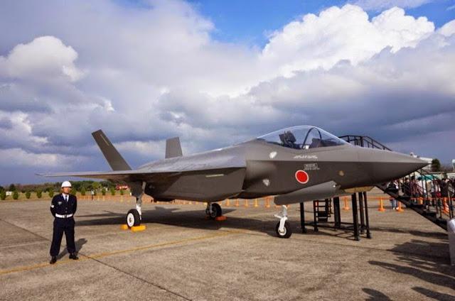 Resultado de imagen para japanese f-35
