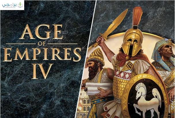 تحميل لعبة ايج اوف امباير age of empires كاملة برابط واحد مضغوط ميديا فاير للكمبيوتر والاندرويد apk مجانا