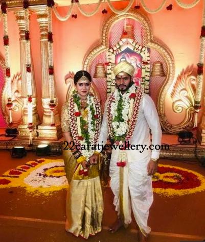 Nikhil Kumaraswamy and Revathi Wedding
