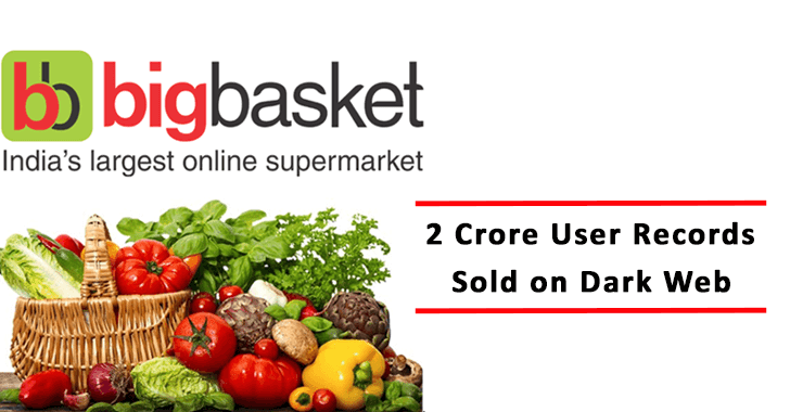 BigBasket Data Leak