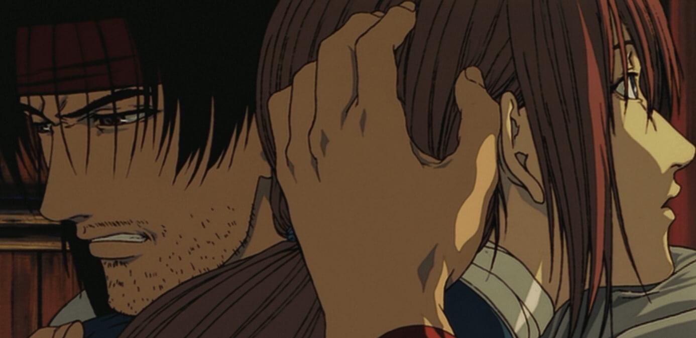 Sanosuke Sagara and Kenshin Himura