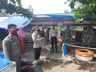 Tim Gabungan Polres Sinjai, TNI dan Satpol PP Gelar Ops Yustisi, Ini Sasarannya