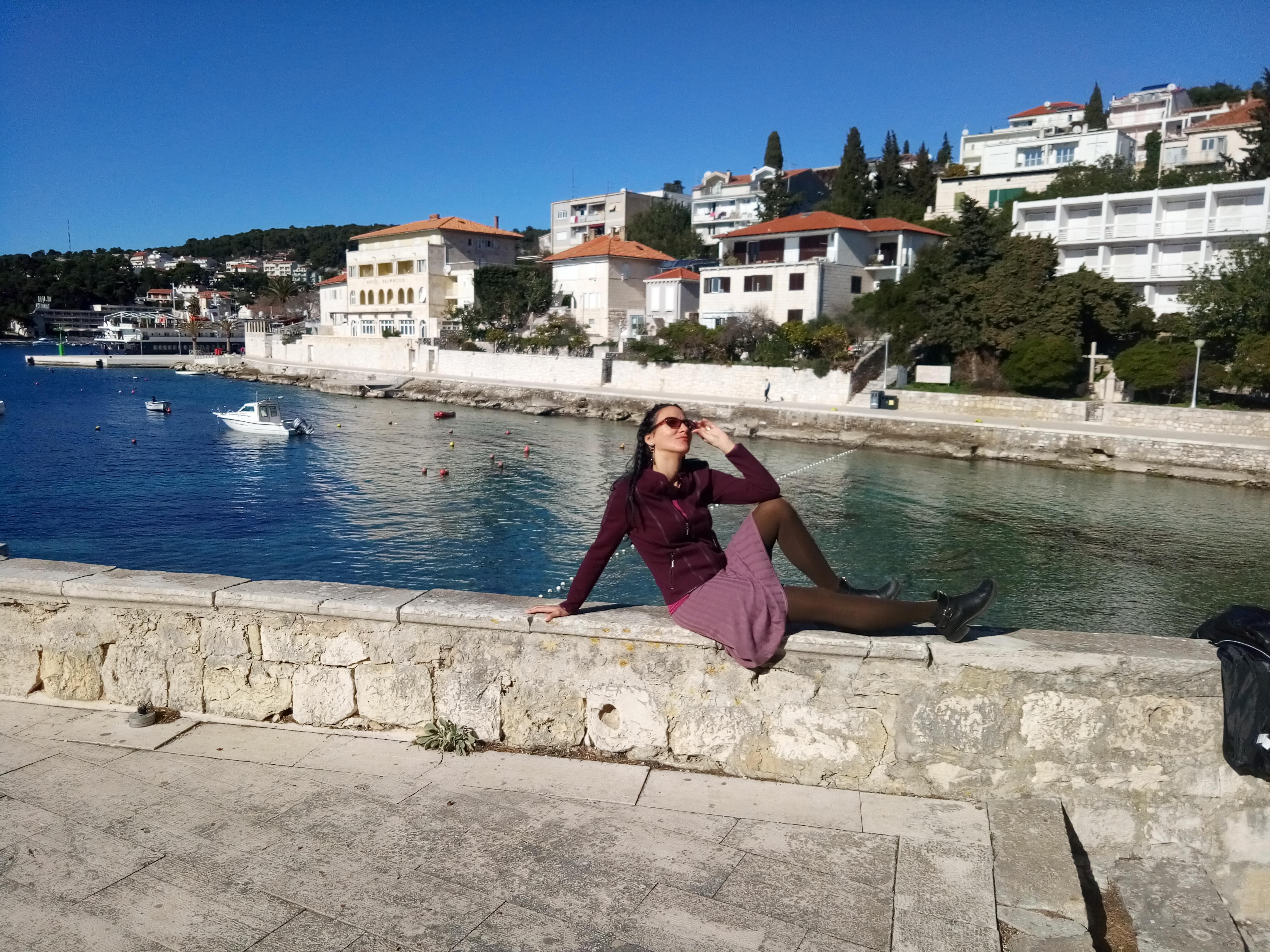 #visithvar #croatia #placesto see