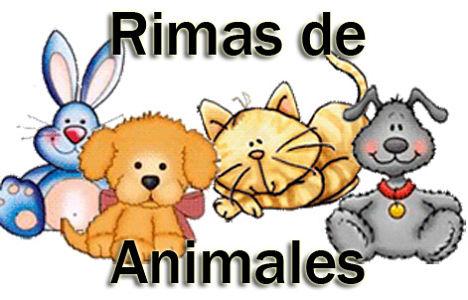 Rimas De Animales Cortas