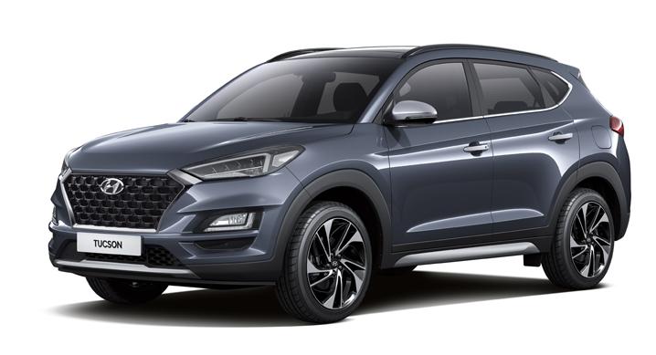현대자동차, 고객 선호 사양 확대 적용 '2020 투싼' 출시