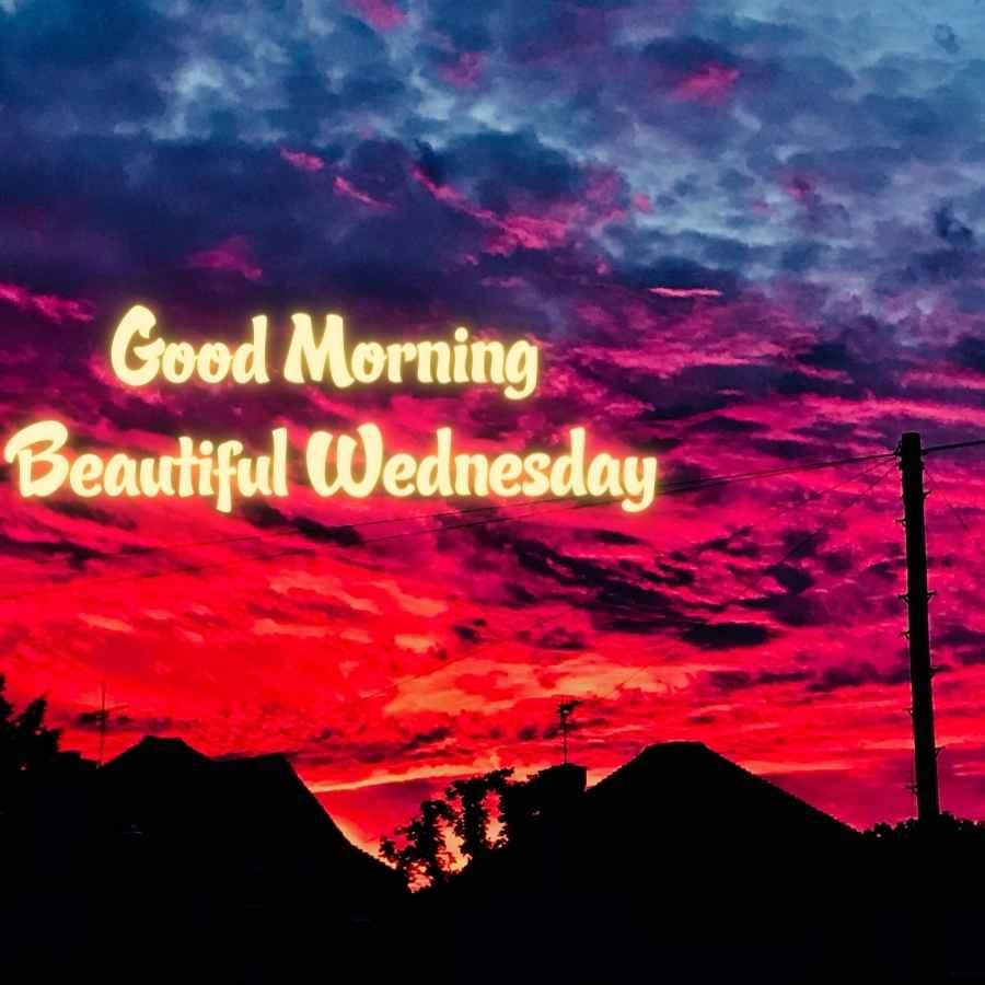 good morning wednesday pics