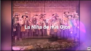 """Popurri con LETRA Comparsa """"La Niña de mis Ojos"""" de Antonio Martinez Ares (2001)"""