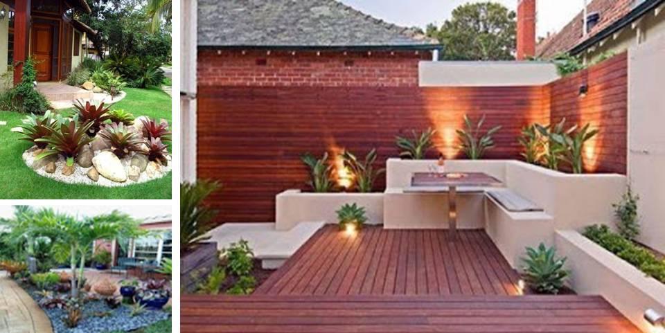 Minimalist Patio & Garden Designs - Dwell Of Decor on Minimalist Backyard Design id=20023