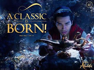 Aladdin vs avenger endgame box office collection