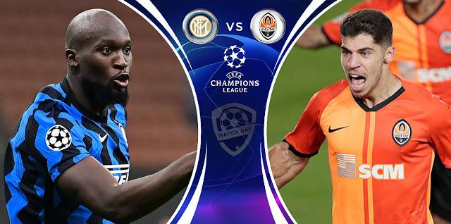 Inter Milan vs Shakhtar Donetsk Prediction & Match Preview