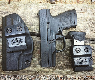 IWB Holster and Mag Carrier