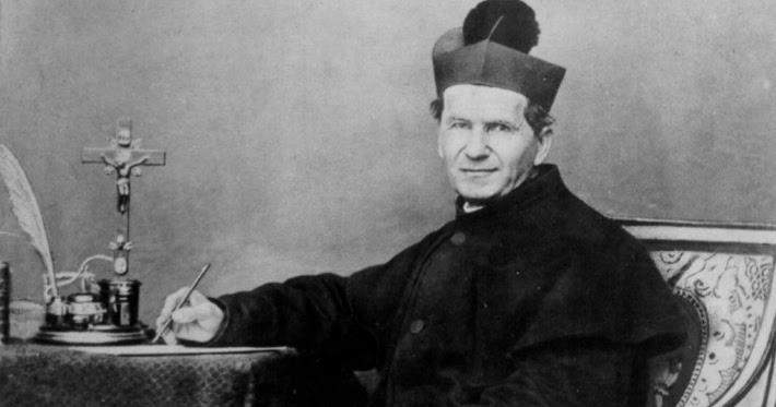 Don Bosco: TradCatKnight: Six Ways To Live A Joyful Life From St