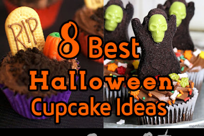 8 Best Halloween Cupcake Ideas for a Scary-Cute Dessert Table