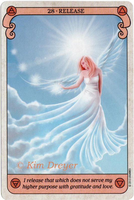 Conscious Spirit Oracle Kim Dreyer Release