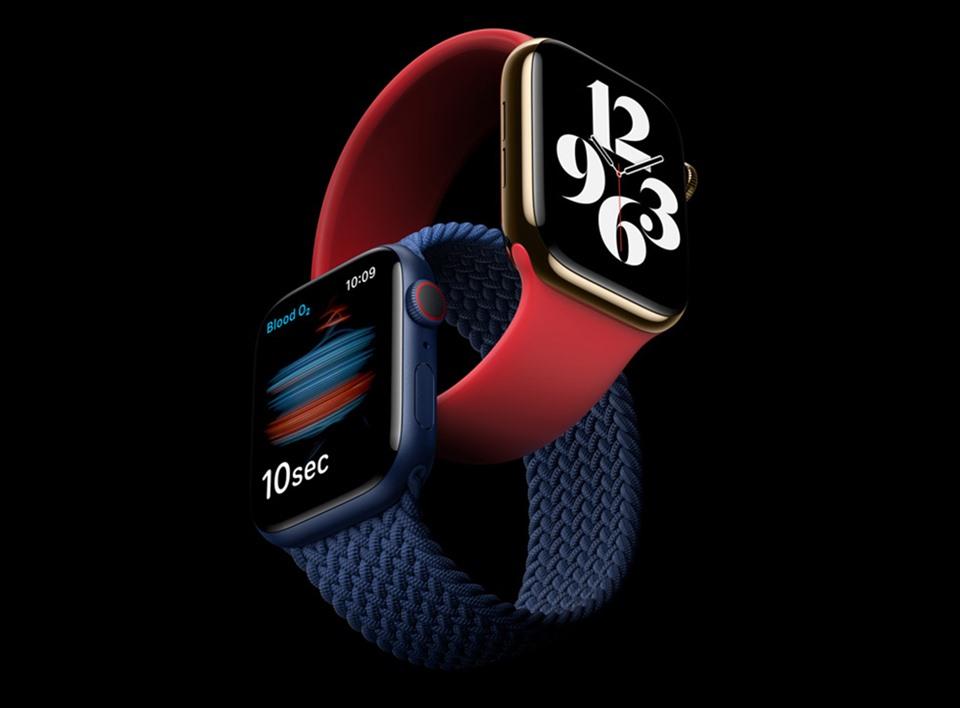 """Sức khỏe, """"con bài"""" Apple Watch Series 6 hướng đến có gì mới?"""