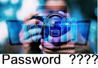 Wi-FI का Password पता कीजिये Solution