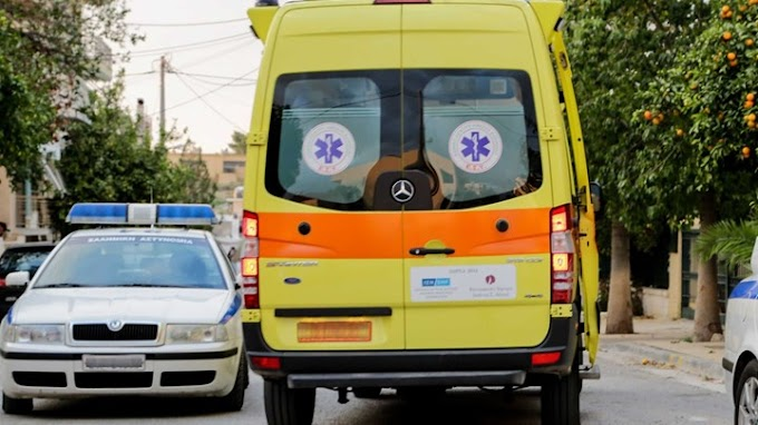 Σκηνές τρόμου στο Ηράκλειο - Άνδρας χτύπησε με αυτοκίνητο 26χρονη και μαχαίρωσε τον συνοδό της