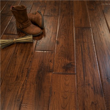 Hand Sed Hickory Flooring Migrant Resource Network