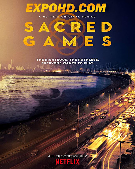Sacred Games Season 2 Ep 1-8 HD 1080p | 720p | Netflix [Download]