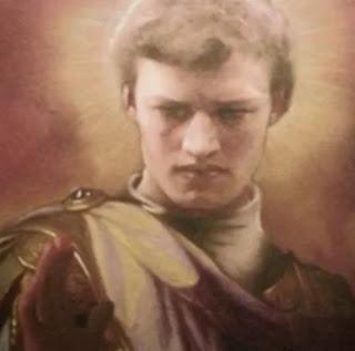 Ozymandias se rêve en Alexandre le Grand dans Watchmen