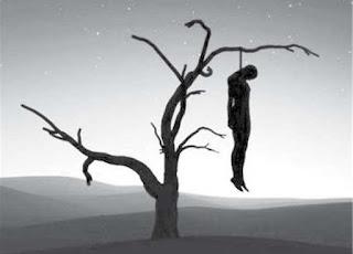 تراجيديا الانتحار
