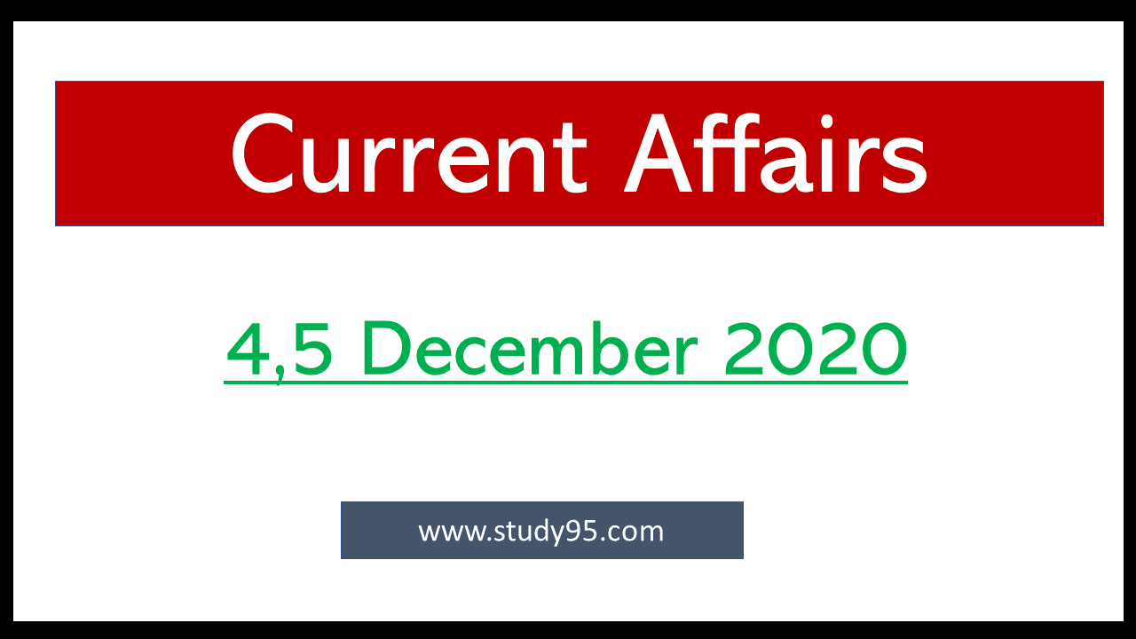 Current Affairs for Class 6