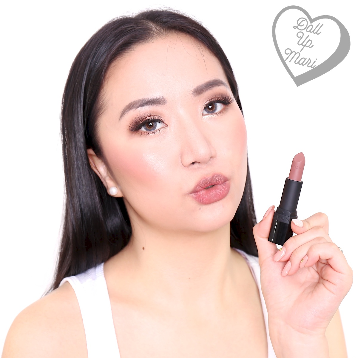 AVON Perfectly Matte Nudes Lipstick Collection | Doll Up Mari