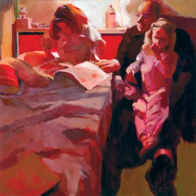 Бесстрашная художница. Connie Hayes 21