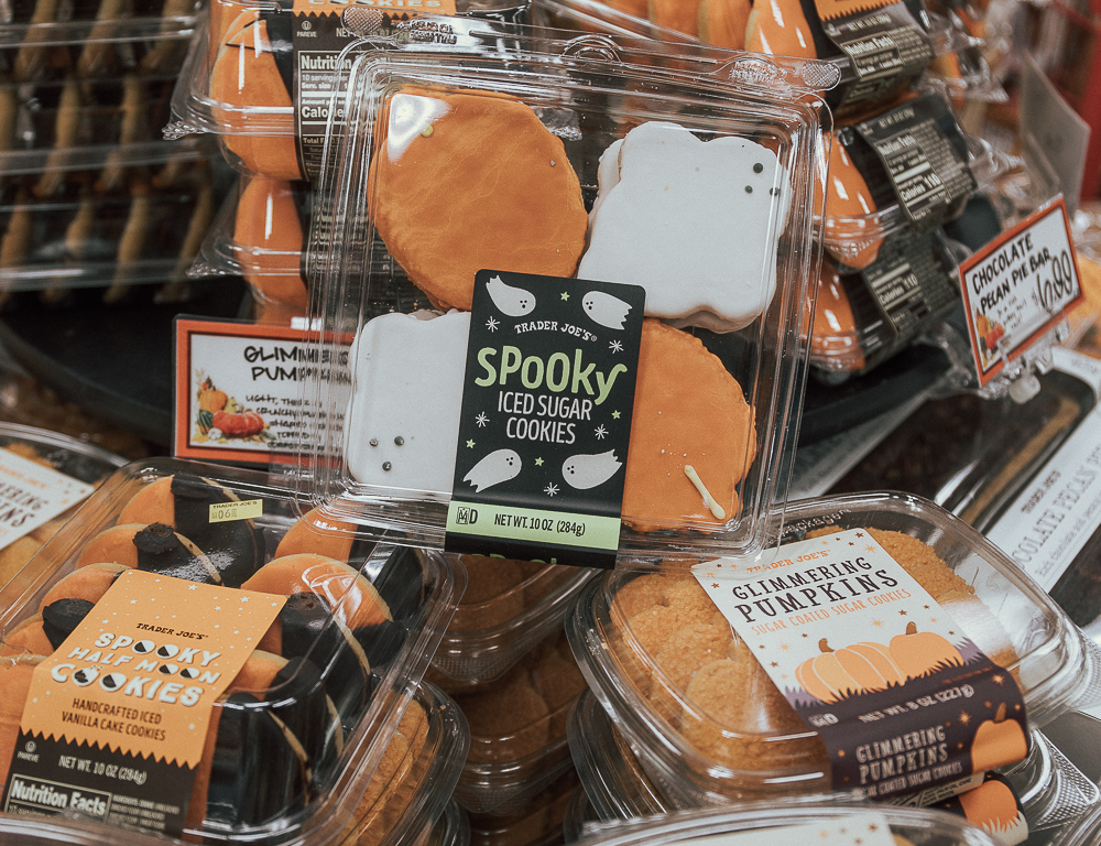Trader Joe's Fall Favorites featured by top US lifestyle blog, Sveeteskapes