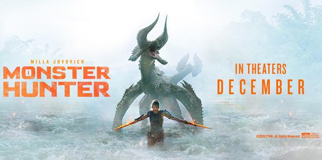 Milla Jovovich en Monster Hunter