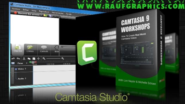 Camtasia Video Editor 2019