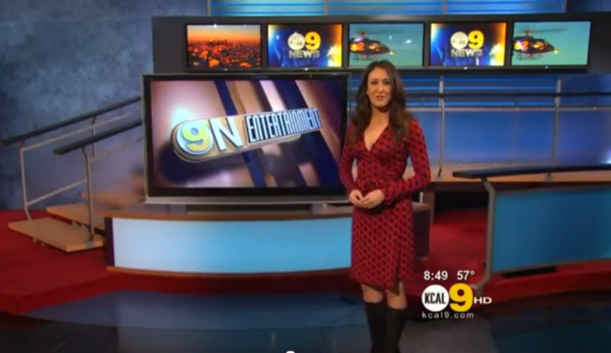 THE APPRECIATION OF BOOTED NEWS WOMEN BLOG : KCAL's ...