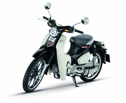 Harga Honda Super Cub C125 Terbaru