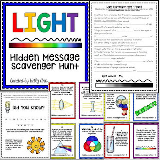 https://www.teacherspayteachers.com/Product/Light-Energy-Scavenger-Hunt-Activity-2281140