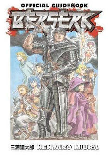 berserk kentaro miura official guidebook