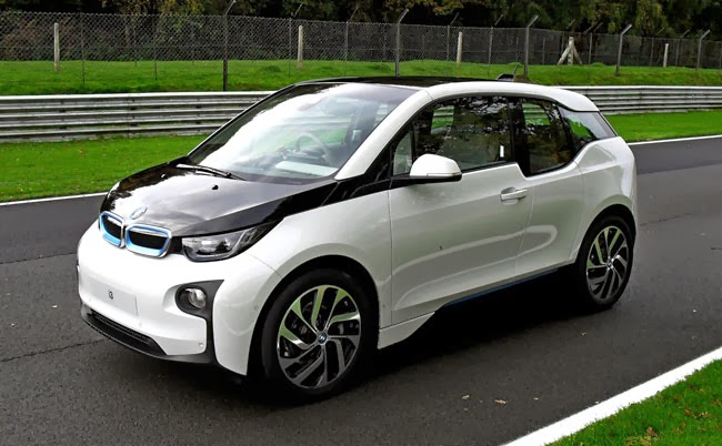 BMW I3 Lease >> The Electric Bmw I3 Bmw I3 Tax Credits And Leases And