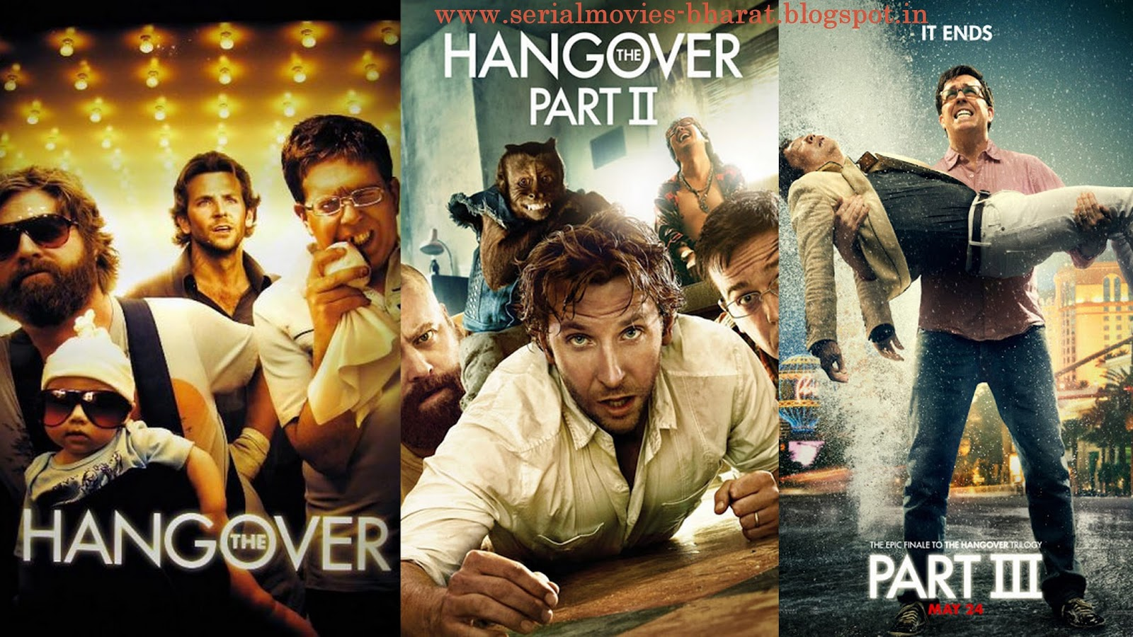 Image result for The Hangover series: