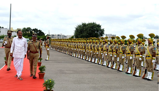 Vice President Guard of Honour