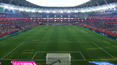 PES 2021 Education City Stadium World Cup 2022
