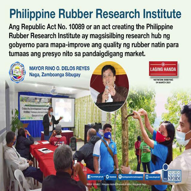 philippine rubber research institute