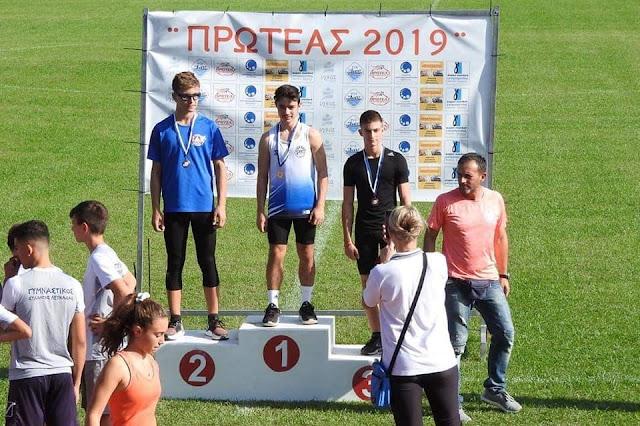 Ήγουμενίτσα: 600 αθλητές/τριες συμμετείχαν σε αγώνες στίβου στην Ηγουμενίτσα!