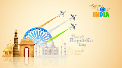 Republic Day  Cards Images