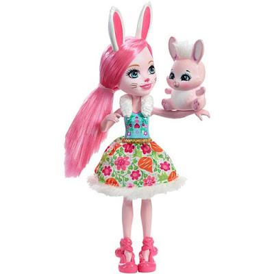 Серия кукол Enchantimals фирмы Mattel, обзор новых игрушек 2017