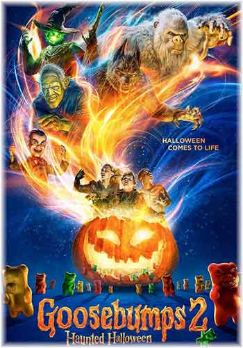 Goosebumps 2 2018 Hindi Dubbed Dual Audio HDRip 720p x264 700MB