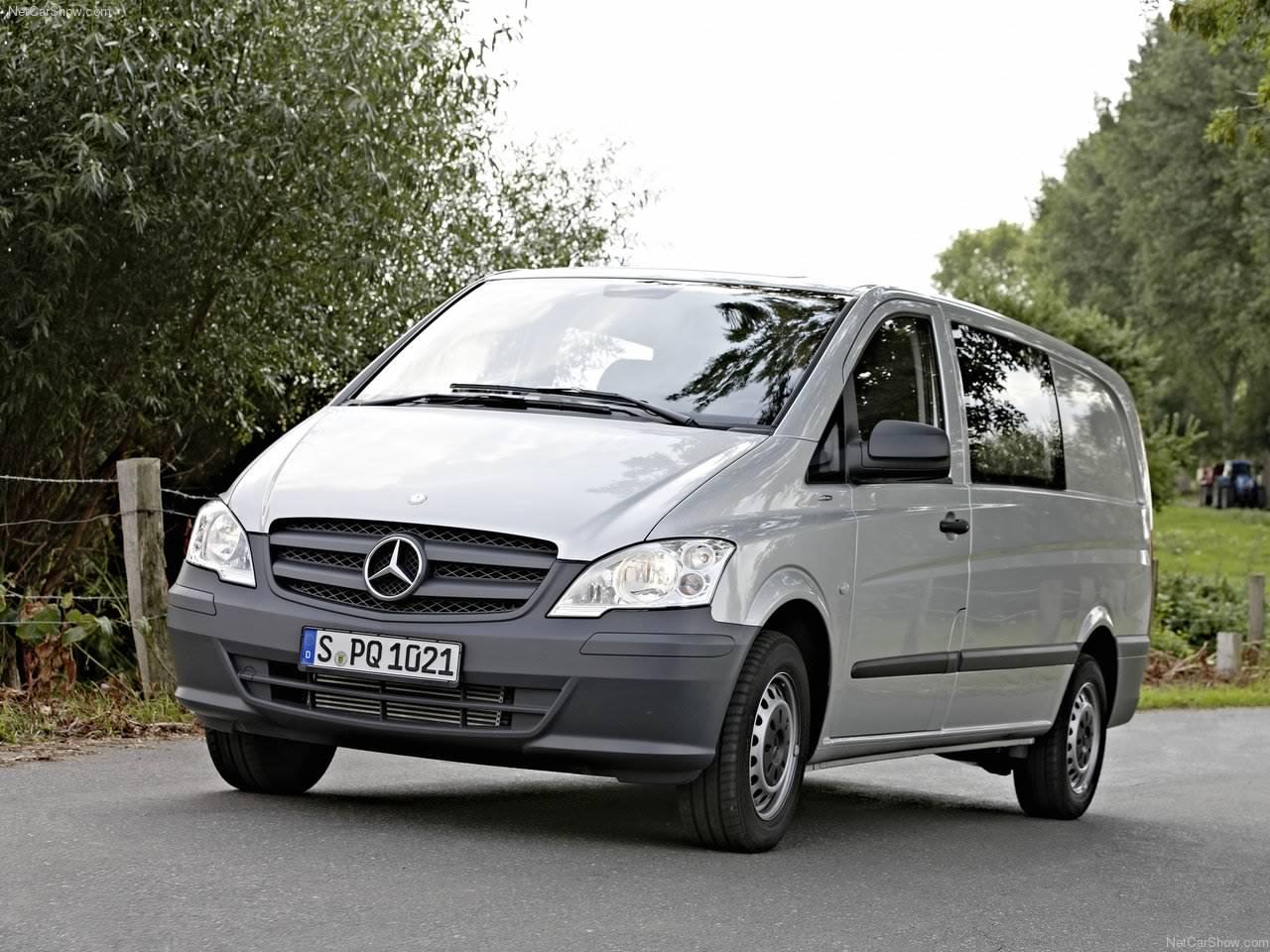 2011 Mercedes-Benz Vito | Mercedes-Benz Cars