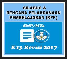 Rpp SMP Kurikulum 2013 revisi 2017 Matpel IPA