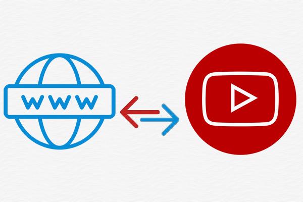 ربط موقعك بقناتك علي اليوتيوب وتوثيقه بالكامل لتقوية السيو