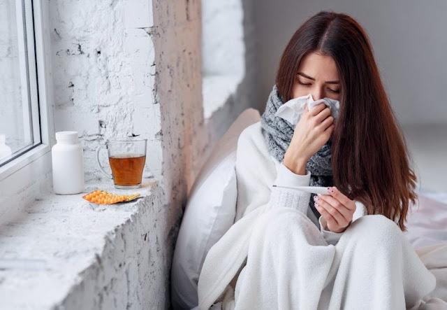 Inilah Perbedaan Antara Flu dan Pilek